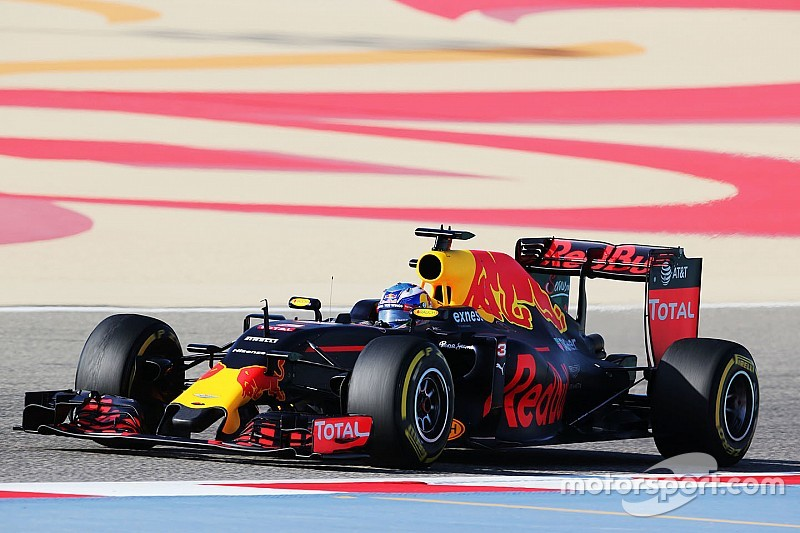 A decent weekend for Red Bull at Bahrain