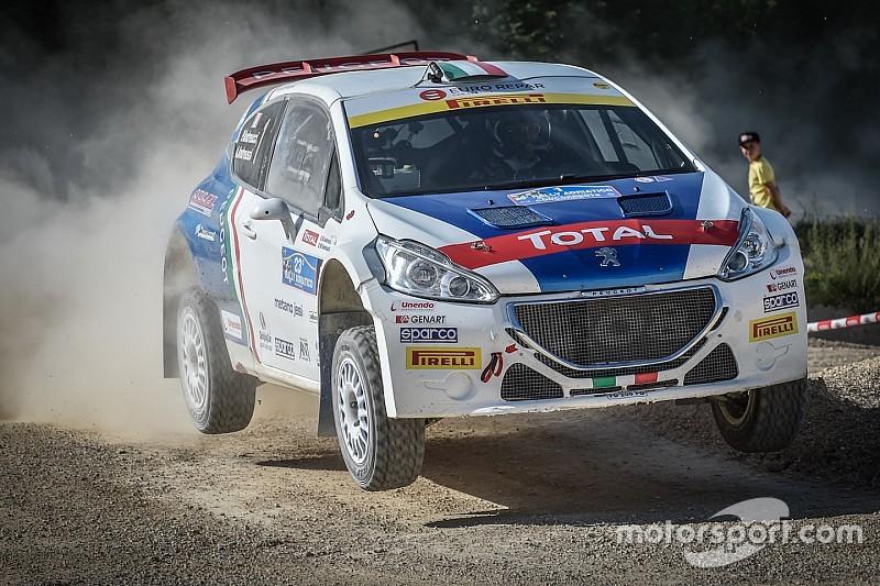 Rally San Marino: Andreucci e Peugeot tentano di allungare sui rivali