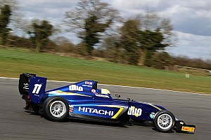 BF3 Race report Oulton Park BF3: Collard extends championship lead with two wins