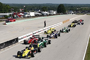 Pro Mazda Breaking news Iowa's Pro Mazda race scrapped due to car count