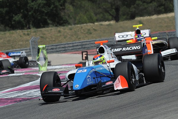 Formula V8 3.5 Breaking news SMP Racing opts for AVF tie-in after