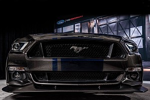 Endurance Breaking news Mustang made eligible for Bathurst 6 Hour