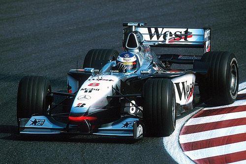 F1's greatest cars: McLaren-Mercedes MP4/13