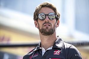 Formule 1 Actualités Grosjean peut réutiliser son moteur de Montréal