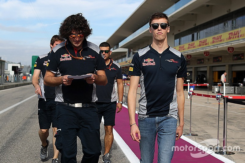 Kvyat: Tanpa saya, Toro Rosso tampil jelek