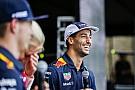 """Ricciardo celebra """"clima de carnaval"""" de torcida brasileira"""