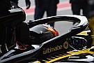 В Renault изменили шлемы пилотов ради аэродинамической выгоды