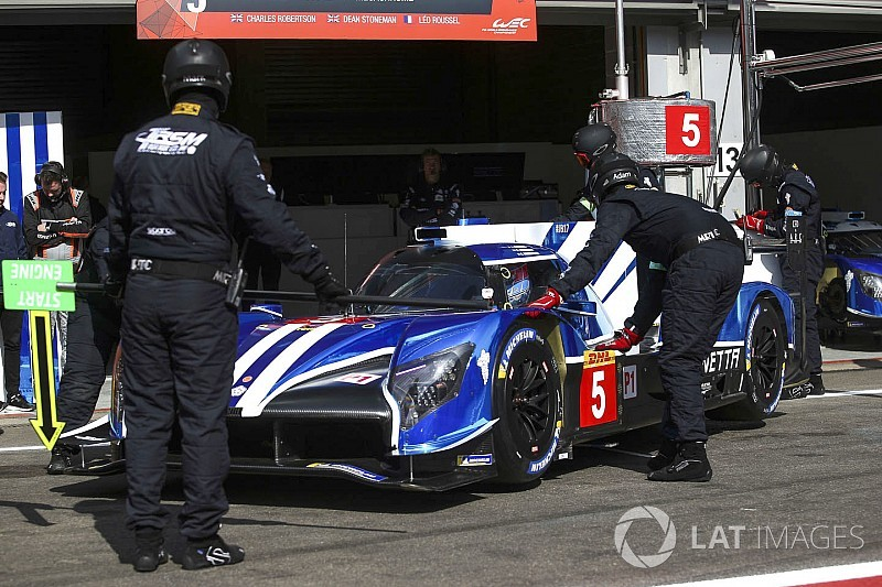 Manor LMP1 team withdraws from Spa WEC opener