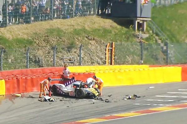 24 heures du Mans Actualités Feu vert pour DragonSpeed au Mans après le crash de Fittipaldi