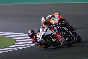 MotoGP Reaktion Petrucci: