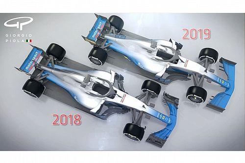 شرحٌ لأبرز تغييرات قوانين الفورمولا واحد لموسم 2019