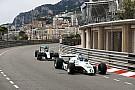 Formula 1 Keke ve Nico Rosberg, Monaco'da piste çıktı