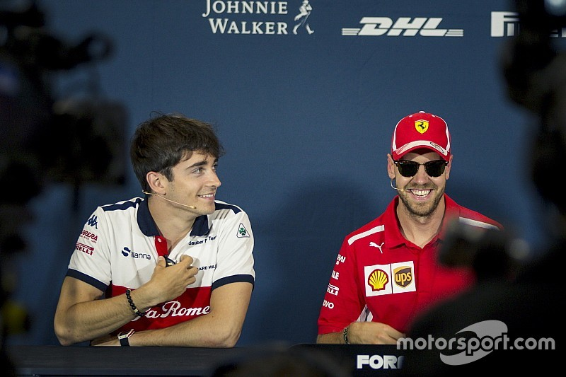 Barrichello : Leclerc ?