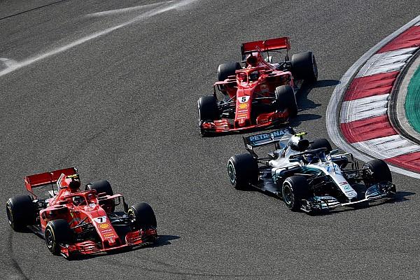 Forma-1 Motorsport.com hírek Ha felébred a Mercedes, azonnal vége a Ferrarinak, vagy erőből lenyomják a németeket?
