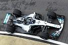 F1 Primera imagen del nuevo Mercedes de 2018