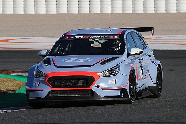Tarquini e Michelisz provano le Hyundai della BRC a Vallelunga