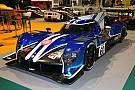 WEC Ginetta показала машину для LMP1