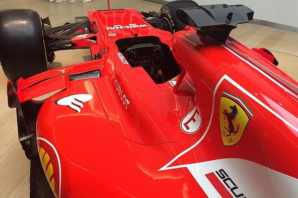 Formula 1 Ultime notizie Ferrari: rosso più scuro, un tocco di grigio e niente bianco?