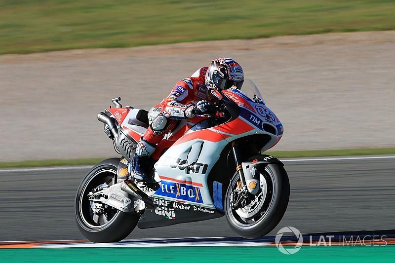 "Dovizioso et Lorenzo travaillent sur une ""moto semi-nouvelle"""