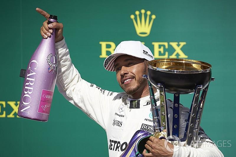 Weltmeister Lewis Hamilton: Die Diva war 2017 der Silberpfeil
