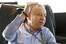 General Todt seguirá como presidente de la FIA
