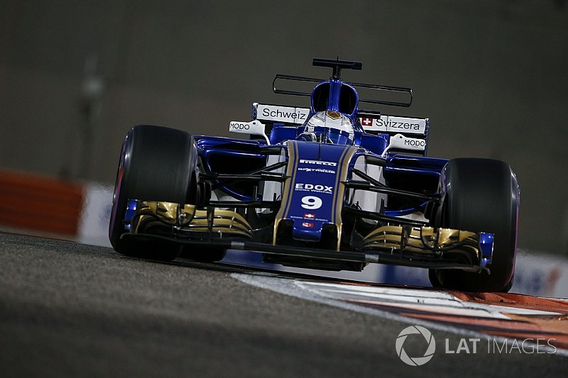 Sauber confirms Ericsson alongside Leclerc for 2018