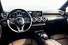 Automotive 2018 Mercedes A-Class reveals its high-tech interior