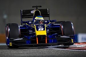 FIA F2 レースレポート F2アブダビ決勝レース1:ローランドが逆転優勝! 松下は8位入賞