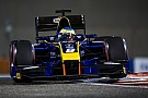 FIA F2 Rowland triunfa sobre Markelov em corrida 1 em Abu Dhabi