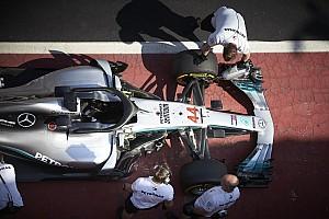 Формула 1 Результаты Гран При Испании: стартовая решетка