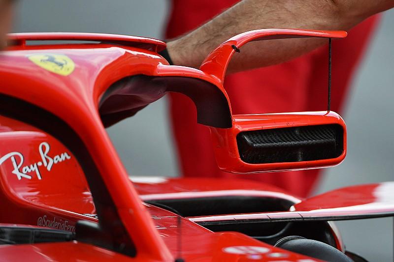 Nach Ferrari-Bann: Renaults Halo-Spiegel für die Tonne