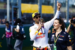 Formel 1 News Daniel Ricciardo: Warum Doping im Motorsport nichts bringt