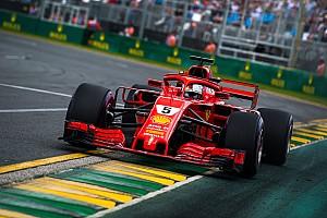 Formule 1 Actualités Vettel pas encore