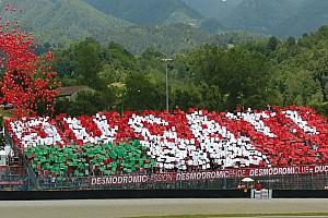 MotoGP Ultime notizie Le Tribune Ducati tingeranno di Rosso il Mugello e Misano