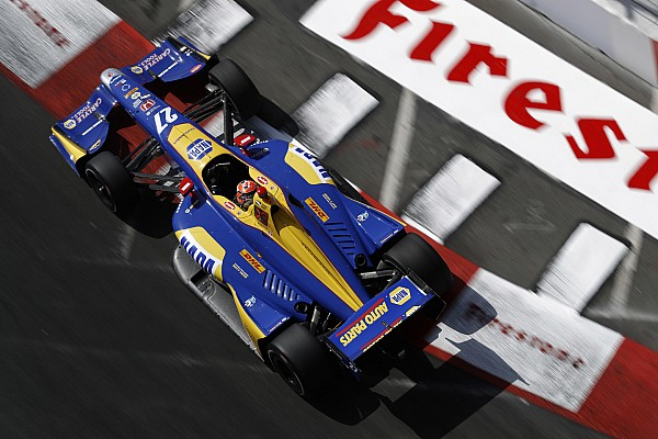 Long Beach IndyCar: Rossi dominates race to grab championship lead
