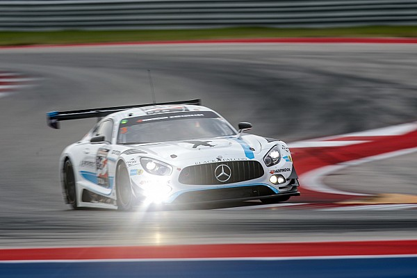 Black Falcon takes pole position for the first ever 24H COTA USA