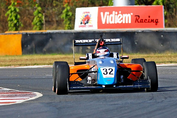 Indian Open Wheel MRF Chennai: Drugovich kuasai Race 4, Presley vice-champion