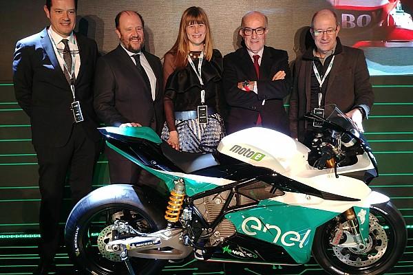 Bike Noticias de última hora Presentan MotoE el serial de motos eléctricas