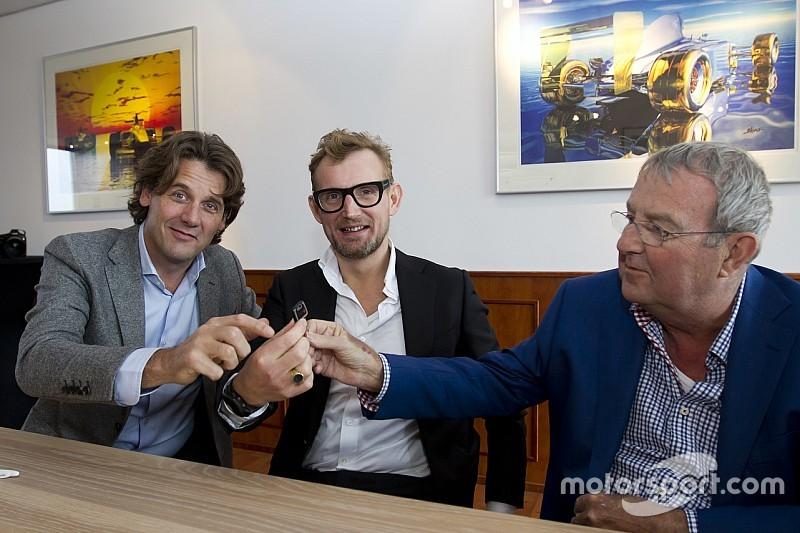 Exclusief: Bernhard van Oranje over ambities Circuit Park Zandvoort