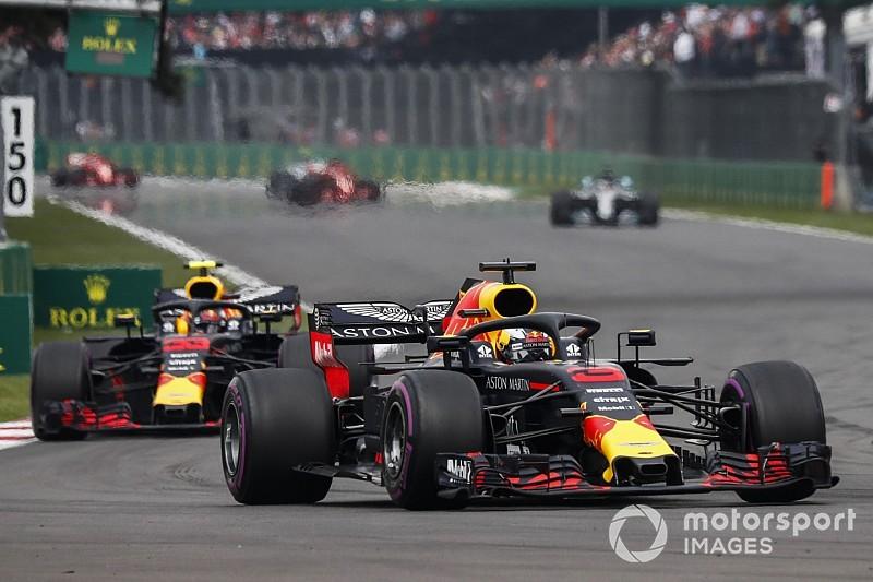 Red Bull: Verstappen has now surpassed Ricciardo