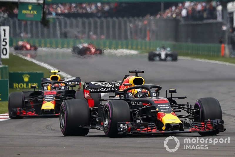 Ricciardo revient sur son bilan comptable contre Verstappen