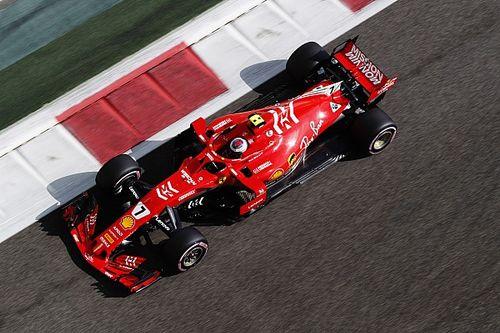 Räikkönen verwarnt: Weiße Linie am Boxeneingang überfahren
