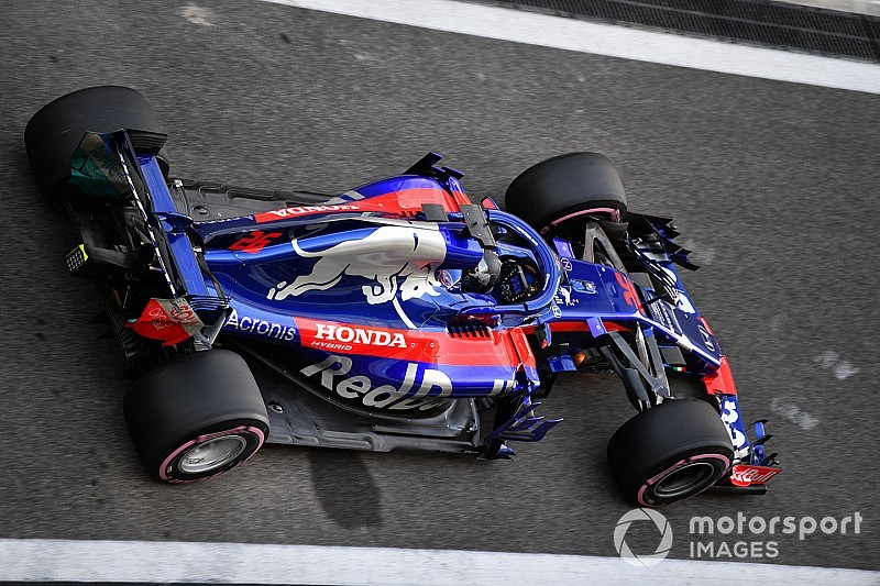 Toro Rosso reveals STR14 launch date