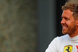Ferrari tem ingredientes para o sucesso em 2019, diz Vettel