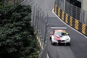 Macau GT: Farfus passes Marciello for qualifying race win