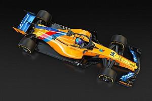 McLaren presenta una decoración especial para la despedida de Alonso