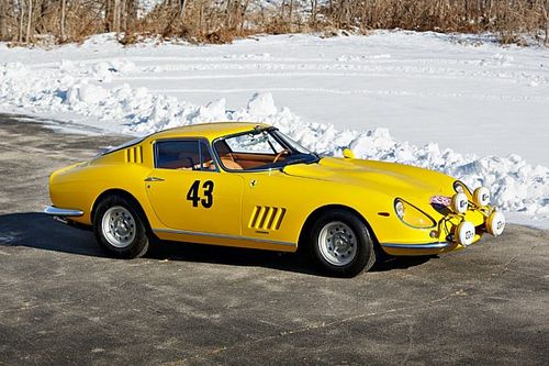 This $6m Ferrari 275 GTB prototype took on Rally Monte Carlo