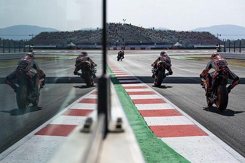 MotoGP-rijders verdeeld over test met radiocommunicatie