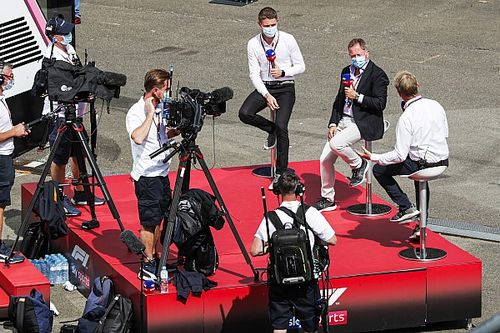 F1 Commentators: Sky Sports and Channel 4 commentary teams for 2021