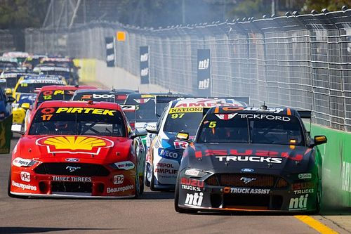 2021 Supercars Townsville 500 session times and preview